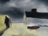 """""""Morgonpromenad"""" 30x30 cm. Oil on canvas"""