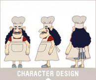Portfolio: Character Design